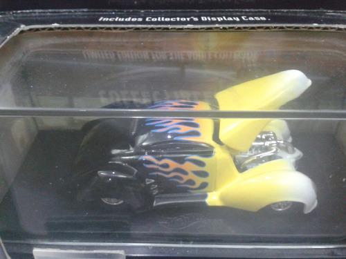 hot wheels - mercohaulic tipo 100%  en caja  de 1998