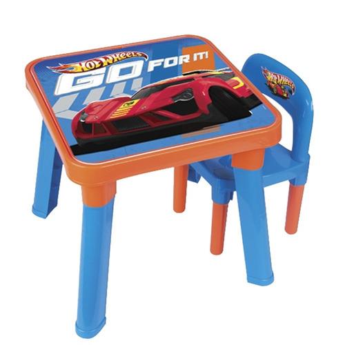 hot wheels mesa com cadeira 6020