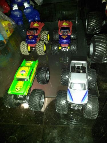 hot wheels monster jam lote.