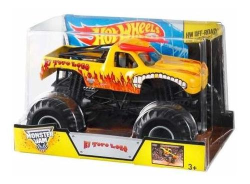 hot wheels monster jam vehículo de fundición a presión amari