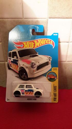 hot wheels morris mini 2015   c2844