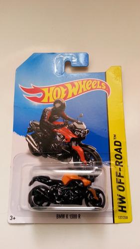 hot wheels motocicleta bmw k 1300 r