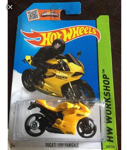 hot wheels motocicletas varias