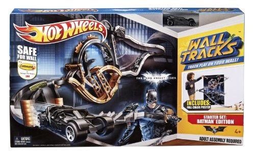 hot wheels muro de las canciones de batman the dark knight