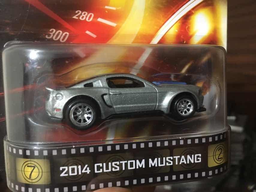 Hot Wheels Mustang Need For Speed 1 500 00 En Mercado Libre