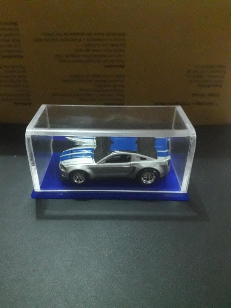 Hot Wheels Mustang Need For Speed Loose En Acrilico 1 299 00 En Mercado Libre
