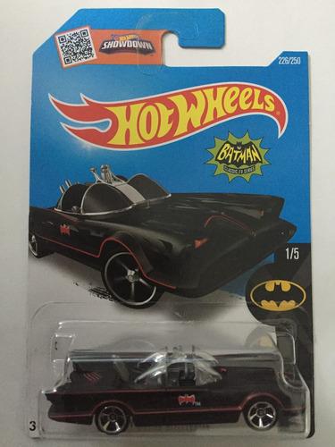 hot wheels original tv series batmobile