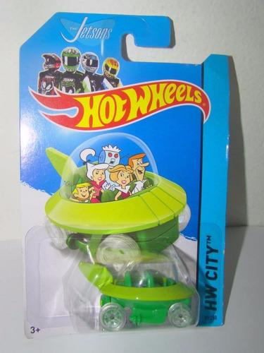 hot wheels - os jetsons