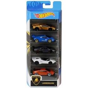 Hot Wheels Pack Lamborghini