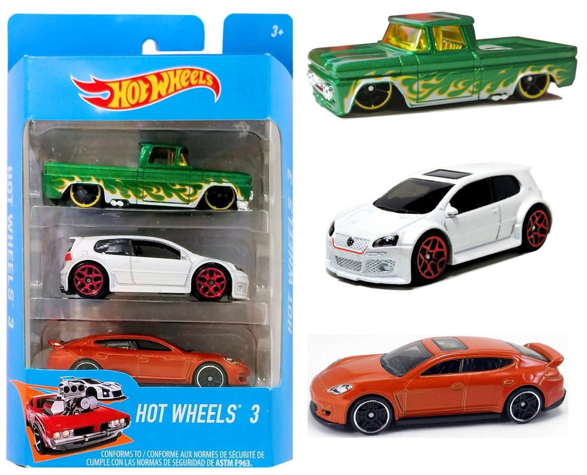 Hot Wheels Coleccionistas Starter Set 50 Paquete de coche fundido a troquel