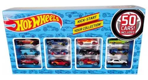 hot wheels pacote c/50 carros