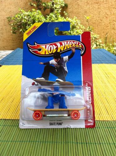 hot wheels patineta skate punk