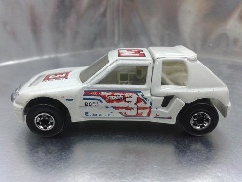 hot wheels - peugeot 205 rallye de 1992 malaysia #2 bs