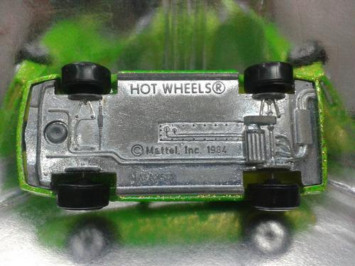 hot wheels - pontiac fiero 2m4 de 1992 malaysia bs