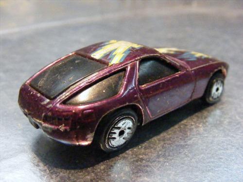 hot wheels - porsche 928 o predator de 1985 malaysia #1