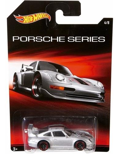 hot wheels - porsche series - porsche 993 gt2 - mattel