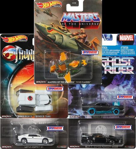hot wheels premium 2020 retro entertainment