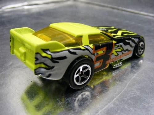 hot wheels - probe funny car de 1999 malaysia
