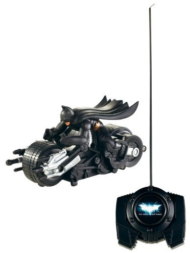 hot wheels r / c batman the dark knight rises vehículo