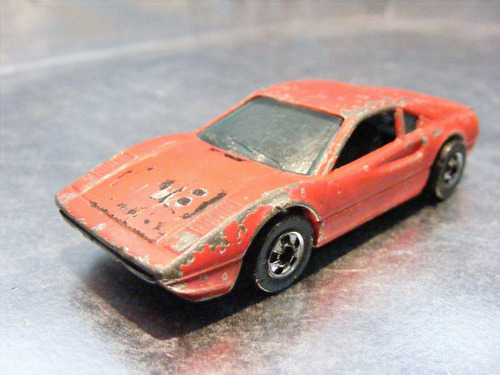 hot wheels - race bait 308 o ferrari 308 de 1978