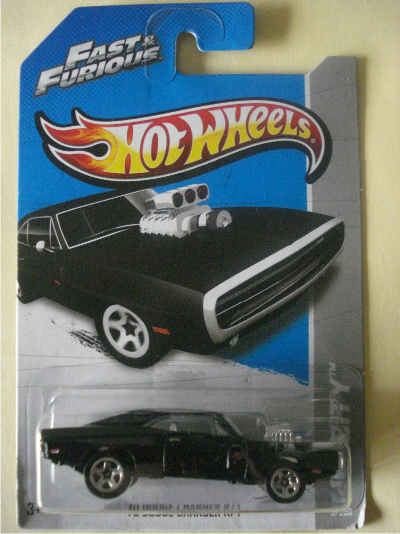 hot wheels rapido y furioso charger negro escala 1 64. Black Bedroom Furniture Sets. Home Design Ideas