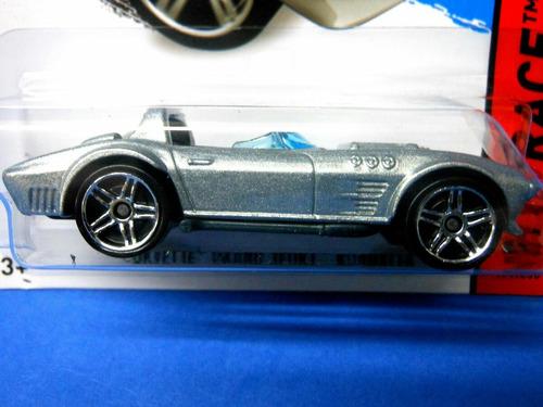 hot wheels rápido y furioso corvette grand sport roadster