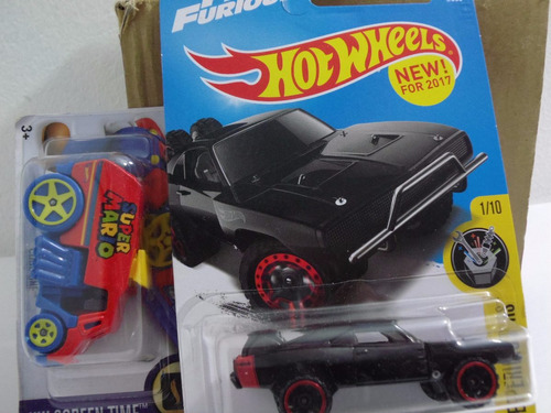 hot wheels rapido y furioso dodge charger 70