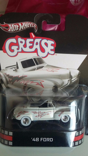 hot wheels retro - grease ford 48