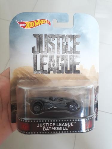 hot wheels retro liga da justiça batmóvel