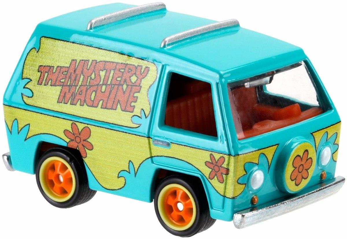 Hot Wheels Retro Scooby Doo La máquina del misterio - 19900-9541