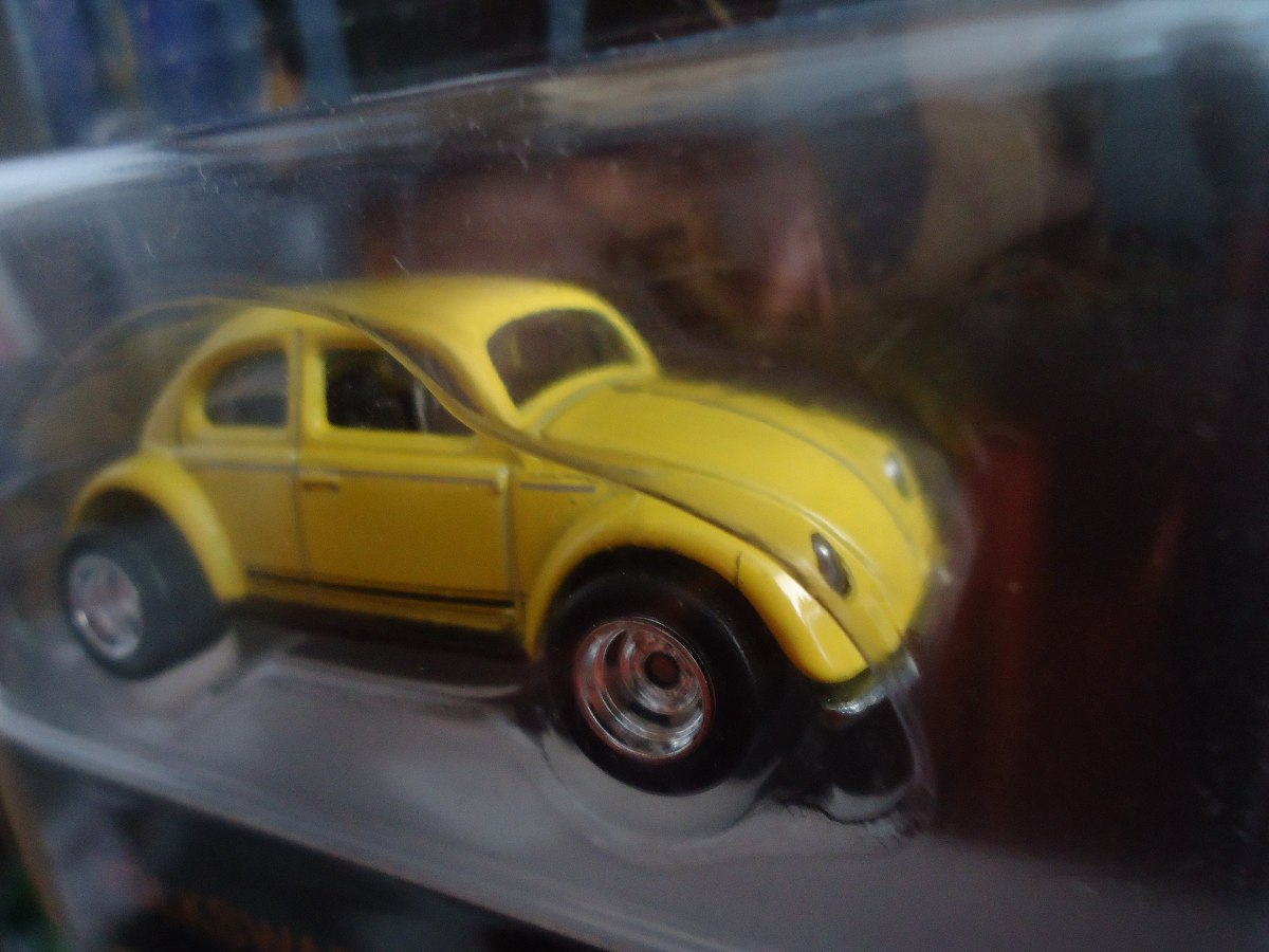 hot wheels retro volkswagen beetle footloose  en mercado libre