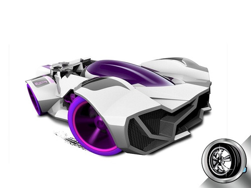 hot wheels - rev rod (1:64). 2014 mattel.