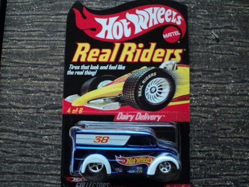 hot wheels rlc dairy delivery