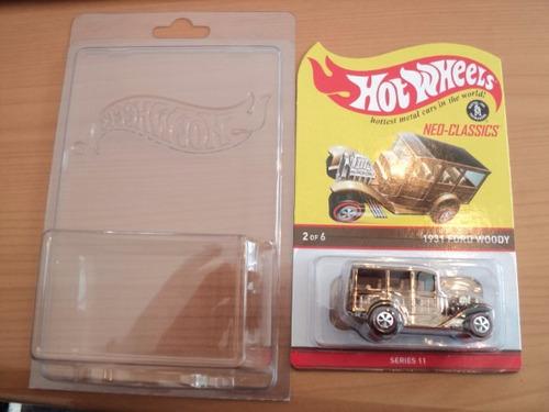 hot wheels rlc neo clasics classic ford woody 1931