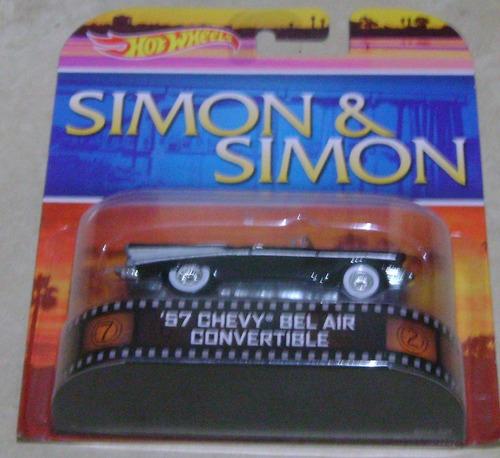 hot wheels simon & simon