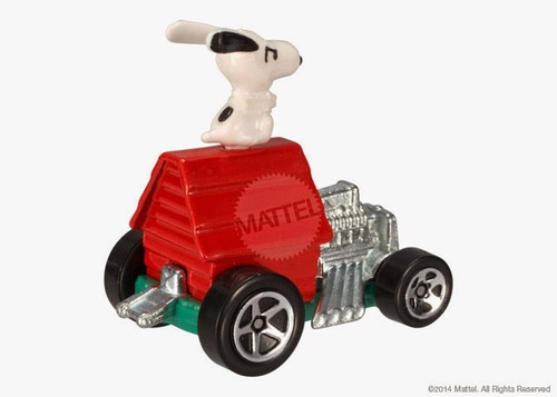 hot wheels snoopy espetacular 88/2014 lacrado/blister