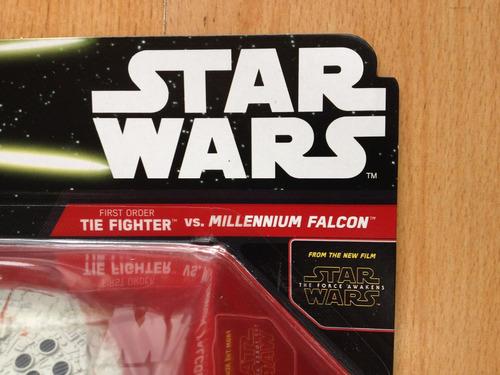 hot wheels star wars millennium v tie fter the force awakens