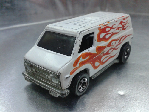hot wheels - super van de 1975   hong kong