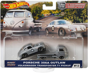 Acme VW96-60-2 Volkswagen Transporter Pickup Black Headliner