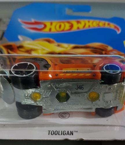 hot wheels tooligan treasure hunt