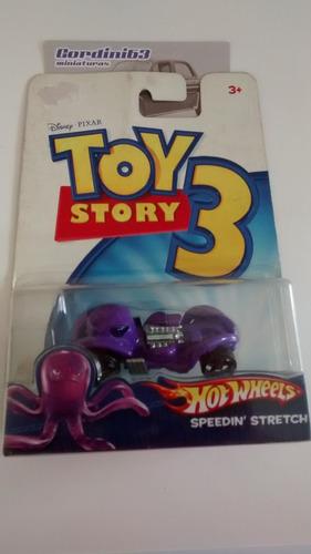 hot wheels - toy story - speedin' stretch