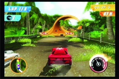 hot wheels track attack  nintendo wii