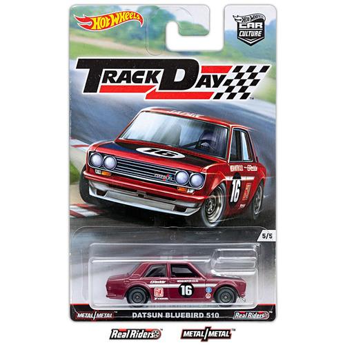 hot wheels - track day: datsun bluebird 510