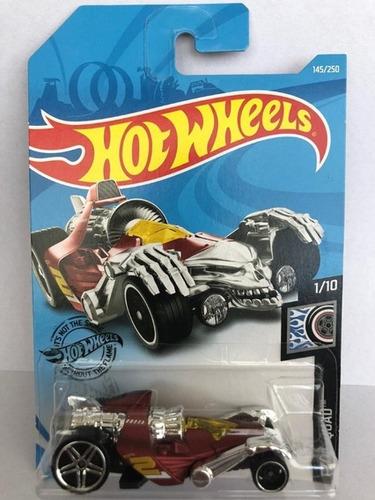 hot wheels tur-bone charged.
