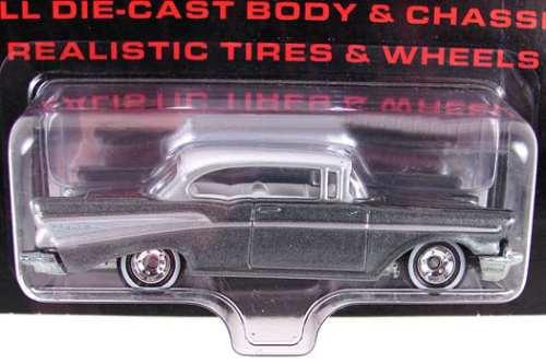 hot wheels ultra hots 1957 chevy bel air (lacrado)