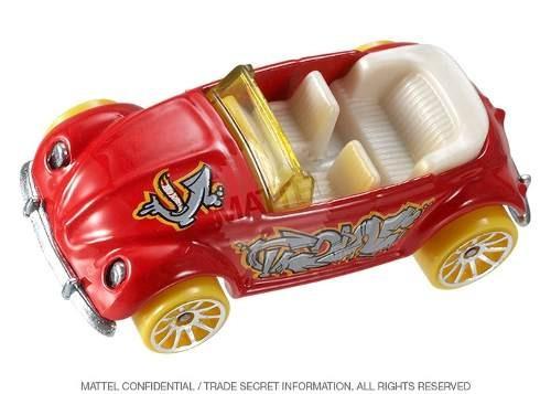 hot wheels volkswagem beetle