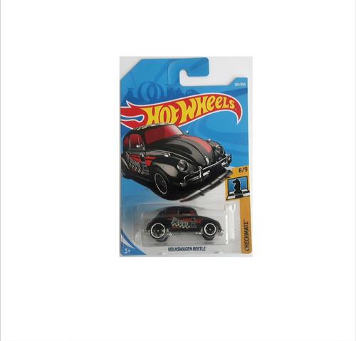 hot wheels volkswagen beetle 8/9 - checkmate