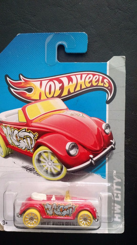 hot wheels volkswagen beetle convertible 2013 cambio canje