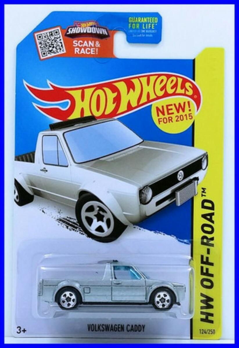 hot wheels volkswagen caddy plata vocho  impecable nuevo  en mercado libre