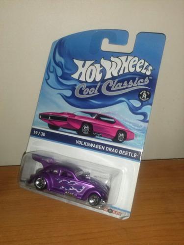 hot wheels volkswagen drag beetle cool classics